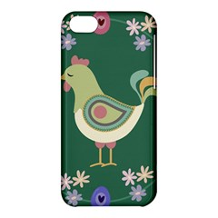 Easter Apple Iphone 5c Hardshell Case by Valentinaart