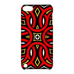 Traditional Art Pattern Apple iPod Touch 5 Hardshell Case with Stand by Gogogo