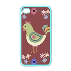 Easter Apple Iphone 4 Case (color) by Valentinaart