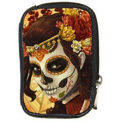 Fantasy Girl Art Compact Camera Cases by Gogogo