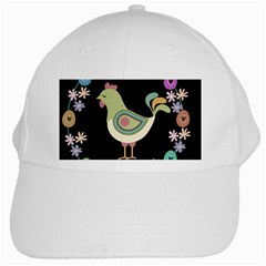 Easter White Cap by Valentinaart