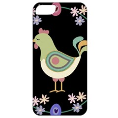 Easter Apple Iphone 5 Classic Hardshell Case by Valentinaart