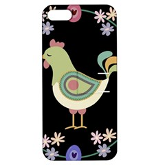Easter Apple Iphone 5 Hardshell Case With Stand by Valentinaart