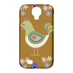 Easter Samsung Galaxy S4 Classic Hardshell Case (pc+silicone) by Valentinaart