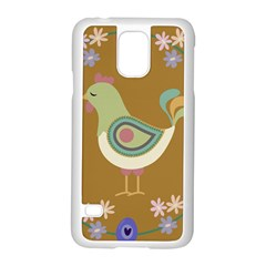 Easter Samsung Galaxy S5 Case (white) by Valentinaart