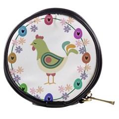Easter Mini Makeup Bags by Valentinaart