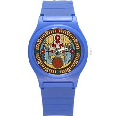 Sun Clock Plastic Sport Watch (small)
