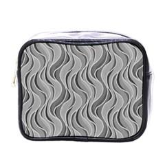 Pattern Mini Toiletries Bags