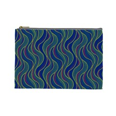 Pattern Cosmetic Bag (large)  by Valentinaart