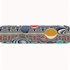 Changing Forms Abstract Large Bar Mats