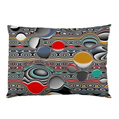 Changing Forms Abstract Pillow Case by theunrulyartist