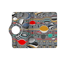 Changing Forms Abstract Kindle Fire Hd (2013) Flip 360 Case by theunrulyartist