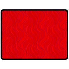 Pattern Double Sided Fleece Blanket (large)  by Valentinaart