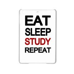 Eat Sleep Study Repeat Ipad Mini 2 Hardshell Cases by Valentinaart