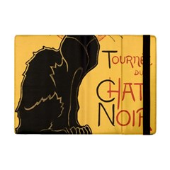 Black Cat Ipad Mini 2 Flip Cases by Valentinaart