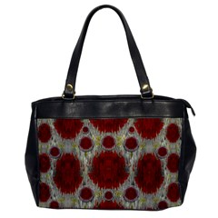 Paint On Water Falls,in Peace And Calm Office Handbags by pepitasart