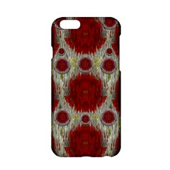 Paint On Water Falls,in Peace And Calm Apple Iphone 6/6s Hardshell Case by pepitasart