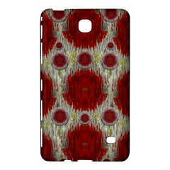 Paint On Water Falls,in Peace And Calm Samsung Galaxy Tab 4 (7 ) Hardshell Case  by pepitasart