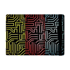 Circuit Board Seamless Patterns Set iPad Mini 2 Flip Cases by Gogogo