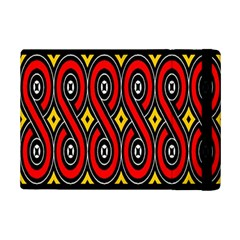 Toraja Traditional Art Pattern iPad Mini 2 Flip Cases by Gogogo