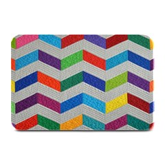 Charming Chevrons Quilt Plate Mats by Gogogo