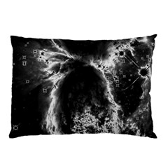 Space Pillow Case (two Sides) by Valentinaart
