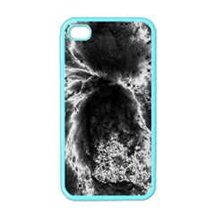 Space Apple Iphone 4 Case (color) by Valentinaart