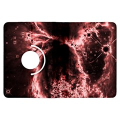 Space Kindle Fire Hdx Flip 360 Case by Valentinaart