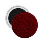Red Roses Field 2.25  Magnets