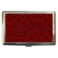 Red Roses Field Cigarette Money Cases