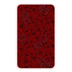 Red Roses Field Memory Card Reader