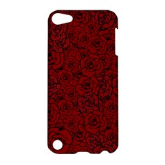 Red Roses Field Apple Ipod Touch 5 Hardshell Case