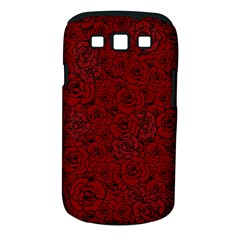 Red Roses Field Samsung Galaxy S Iii Classic Hardshell Case (pc+silicone)