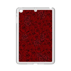 Red Roses Field Ipad Mini 2 Enamel Coated Cases