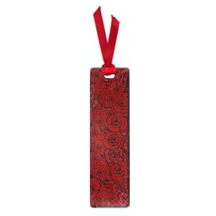 Red Roses Field Small Book Marks