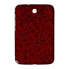 Red Roses Field Samsung Galaxy Note 8 0 N5100 Hardshell Case  by designworld65