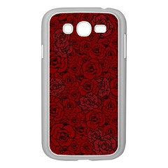 Red Roses Field Samsung Galaxy Grand Duos I9082 Case (white)