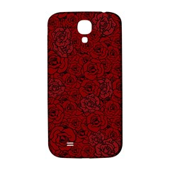 Red Roses Field Samsung Galaxy S4 I9500/i9505  Hardshell Back Case