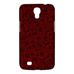 Red Roses Field Samsung Galaxy Mega 6 3  I9200 Hardshell Case