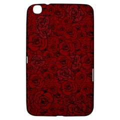 Red Roses Field Samsung Galaxy Tab 3 (8 ) T3100 Hardshell Case