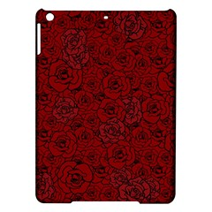 Red Roses Field Ipad Air Hardshell Cases by designworld65