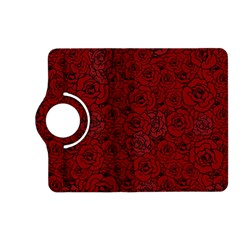 Red Roses Field Kindle Fire Hd (2013) Flip 360 Case by designworld65