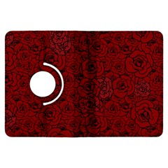 Red Roses Field Kindle Fire Hdx Flip 360 Case