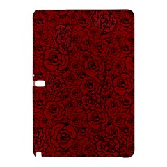 Red Roses Field Samsung Galaxy Tab Pro 10 1 Hardshell Case