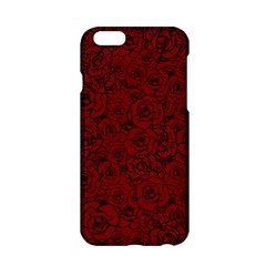 Red Roses Field Apple Iphone 6/6s Hardshell Case