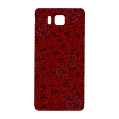 Red Roses Field Samsung Galaxy Alpha Hardshell Back Case