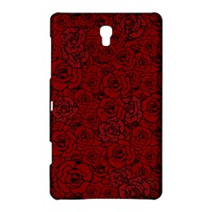 Red Roses Field Samsung Galaxy Tab S (8 4 ) Hardshell Case