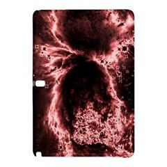 Space Samsung Galaxy Tab Pro 12 2 Hardshell Case by Valentinaart