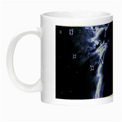 Space Night Luminous Mugs by Valentinaart