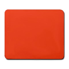 Trendy Basics   Trend Color Flame Large Mousepads by tarastyle